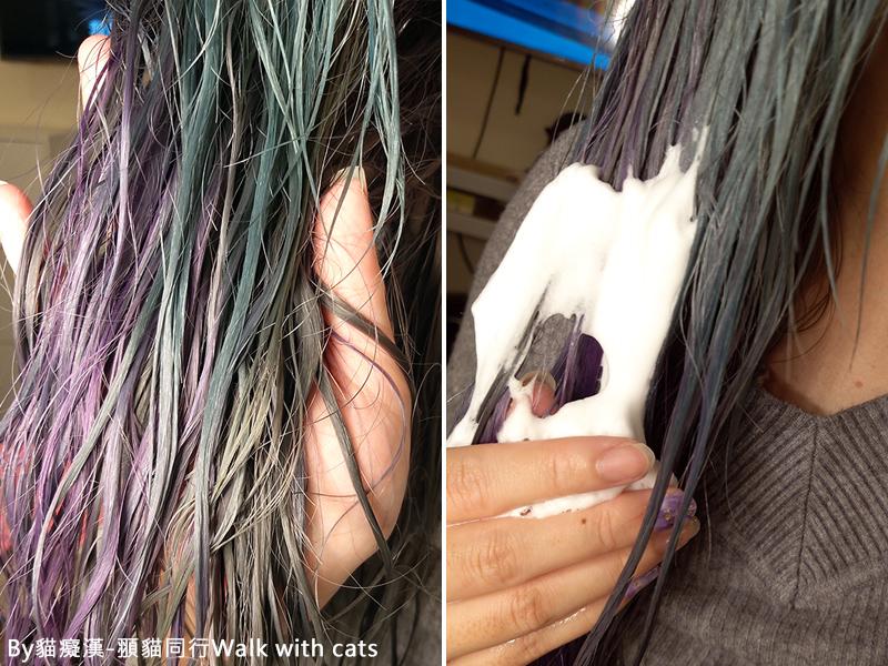 Lolane免沖洗護髮