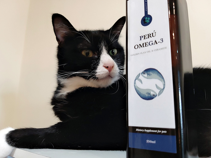 愛寶寵物魚油