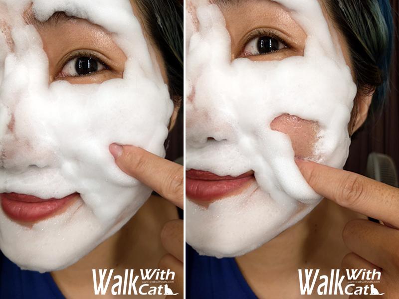 Vfairy薇菲爾O2活氧淨膚洗面乳